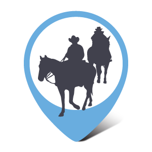 Find a guided trail ride near you